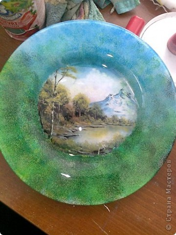 И опять тарелочки... фото 3