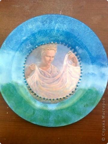 И опять тарелочки... фото 2