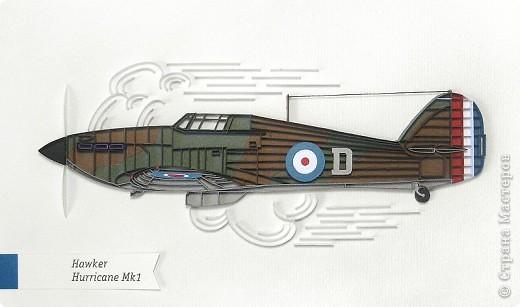 Hawker Hurricane MkI фото 1