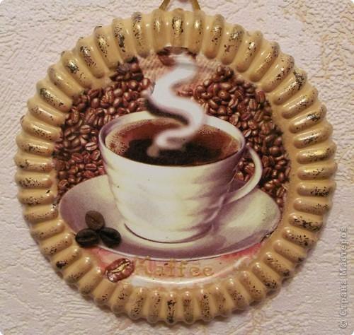 Панно с ароматом кофе. фото 1