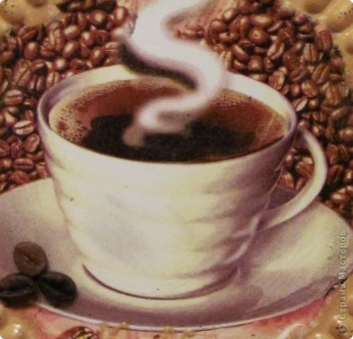 Панно с ароматом кофе. фото 2