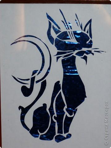Черной ночью лунный кот, вышел в поле-огород фото 2