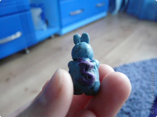 Представляю вашему вниманию мои миниатюрки.Зайчик моя любимая миниатюрка фото 2