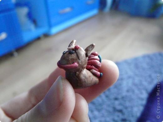 Представляю вашему вниманию мои миниатюрки.Зайчик моя любимая миниатюрка фото 6