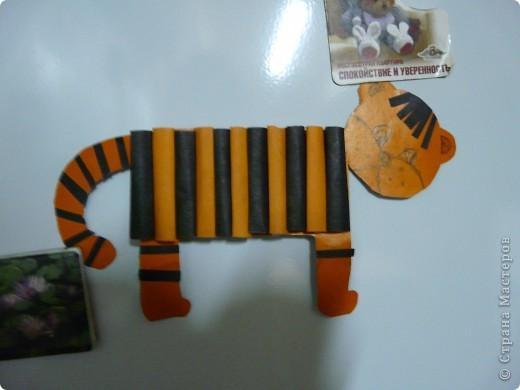 Мой тигрик