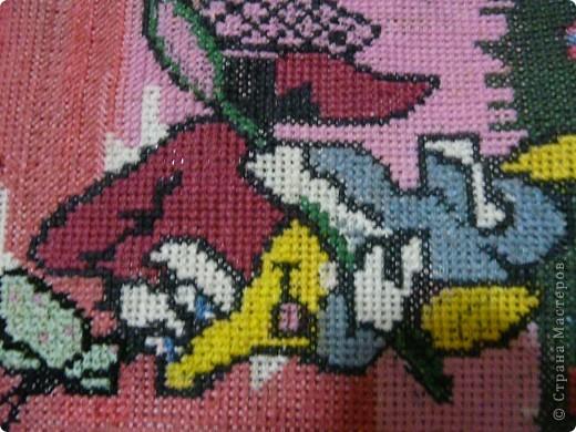 Моя вторая вышивка! фото 2