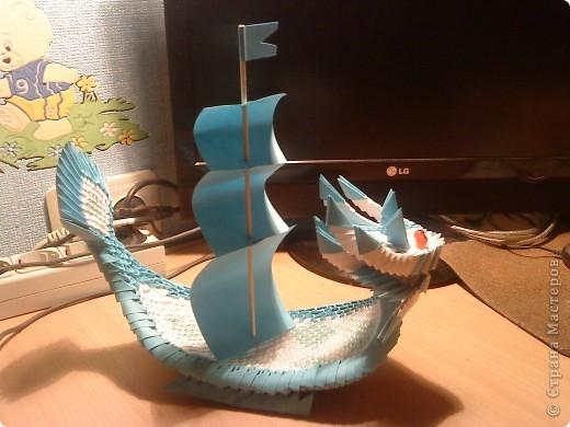 Модульное оригами фото 3