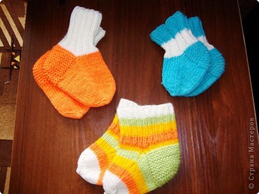 Носочки для моей малышки