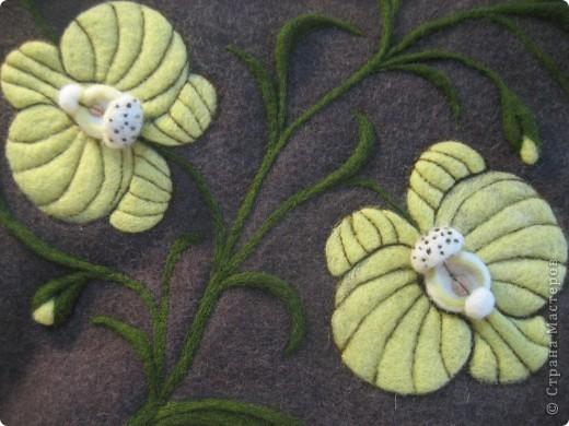Сумка орхидея фото 4