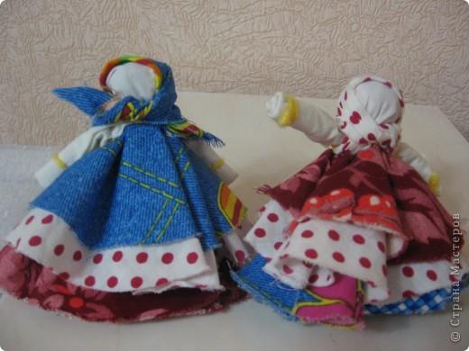 Сделать куклу своими руками из лоскутков