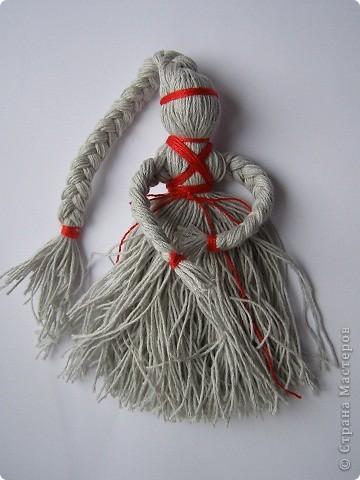 Куклы из ниток своими руками обереги 152