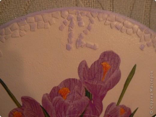 Мои первые часики, основа пластинка. фото 2