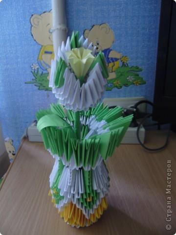 Модульное оригами фото 5