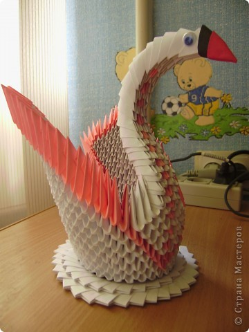 Модульное оригами фото 7