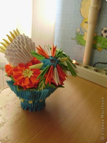 Модульное оригами фото 6