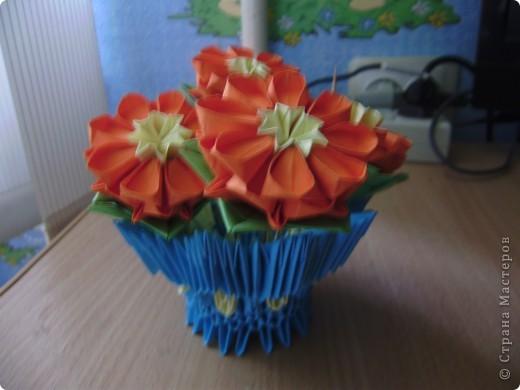 Модульное оригами фото 8