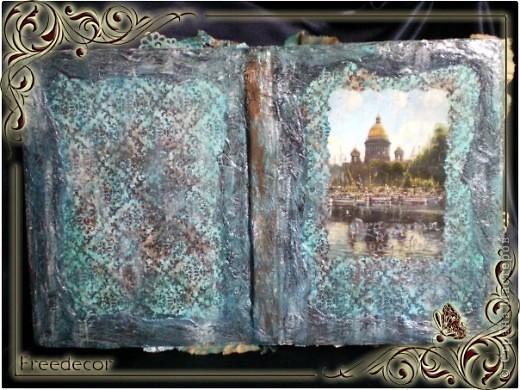 Создание суверниной книги о Санкт-Петербурге