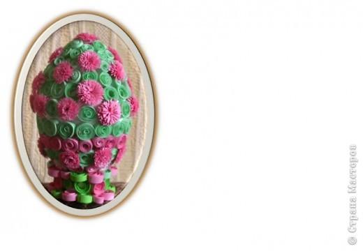 Наши пасхальные яйца, они многоэтажные. идею подсмотрела фото 4