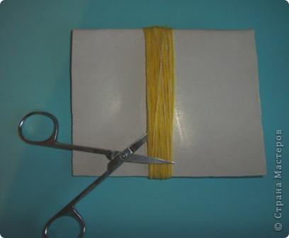 Как я делаю кисточки для украшения кусудам фото 2