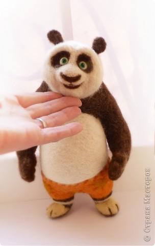 Панда кунг-фу фото 2