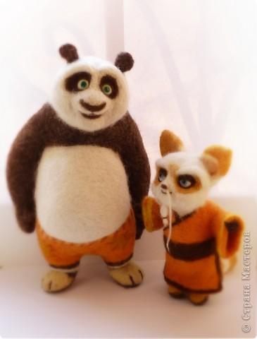Панда кунг-фу фото 3