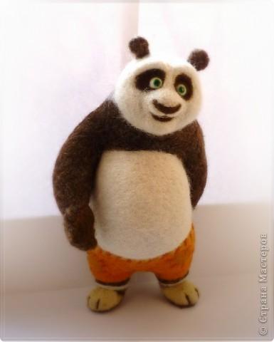 Панда кунг-фу фото 1