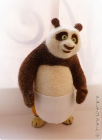 Панда кунг-фу фото 4