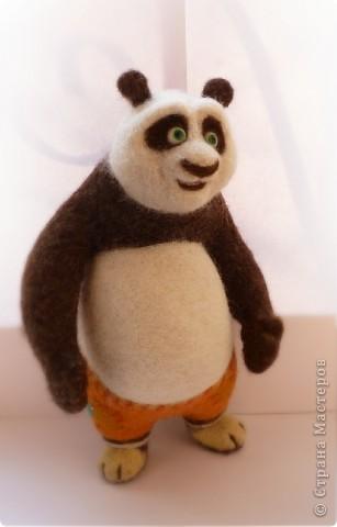 Панда кунг-фу фото 5