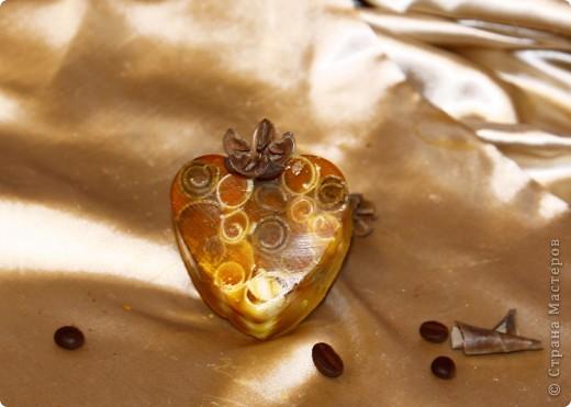 Мыльная основа (Англия SLS free); базовые масла облепиховое,миндальное эфирные масла корица, апельсин, бергамот   фото 4