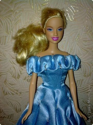 Вечерние платья для Барби фото 6