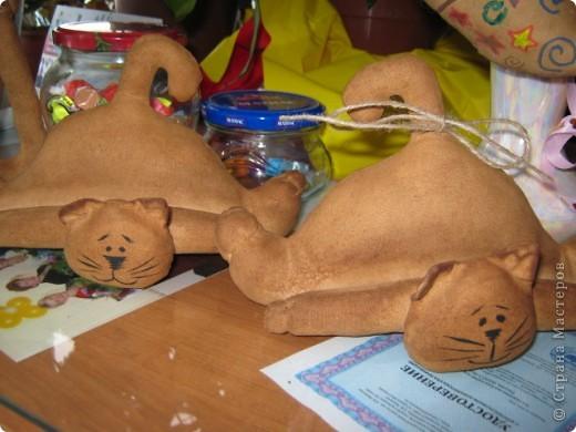 С чердачными игрушками мы с ребятами приняли участие в городском конкурсе проектных работ фото 5