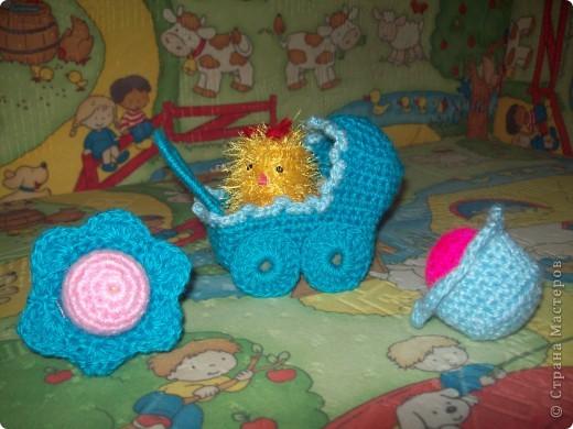 Вот такие мои Пасхальные вязалочки! фото 4