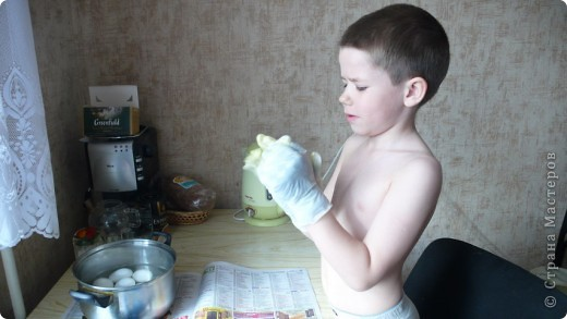 Сначала сплели из бисера цыплят, за это отдельное спасибо Бригантина http://stranamasterov.ru/node/168598 фото 3
