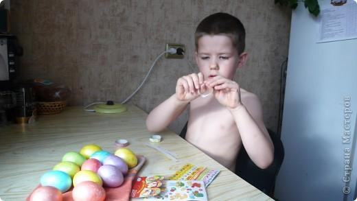 Сначала сплели из бисера цыплят, за это отдельное спасибо Бригантина http://stranamasterov.ru/node/168598 фото 5