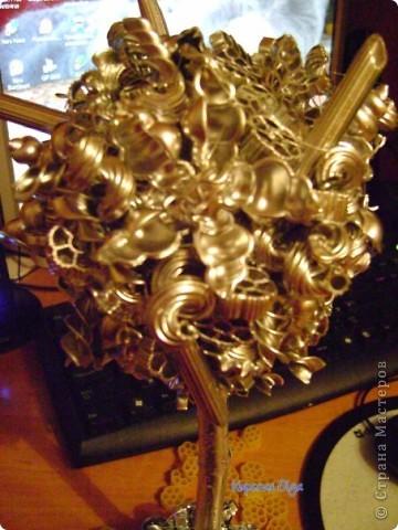 Только оно у меня серебряное :)  Отдельное спасибо Надюше ,за такую замечательную идею !!!!  http://stranamasterov.ru/node/183862?c=favorite фото 5
