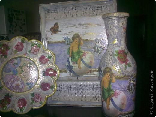 Вчера приготовила подарок для тёти. фото 2