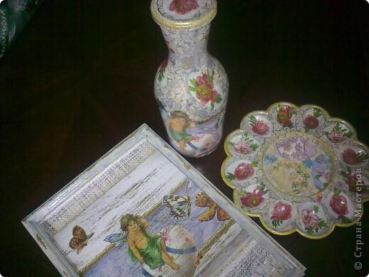 Вчера приготовила подарок для тёти. фото 1