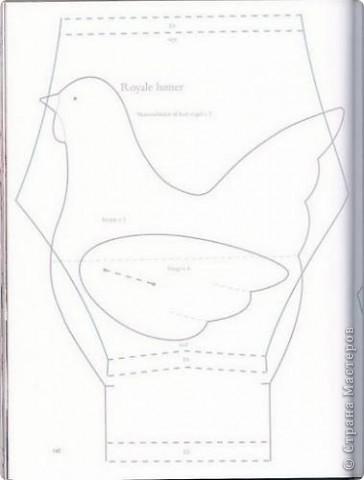 Выкройки на тильда - курочек фото 2