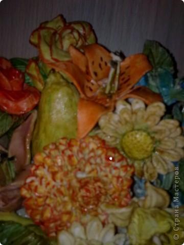 фрукты из соленого теста фото 2