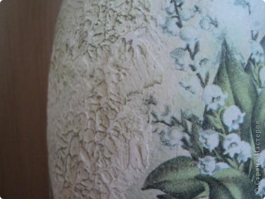 Новая жизнь старой вазы фото 2