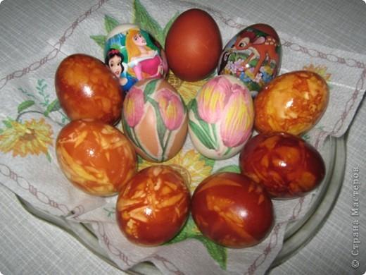Всех жителей Страны со светлым праздником  Христос Воскресе
