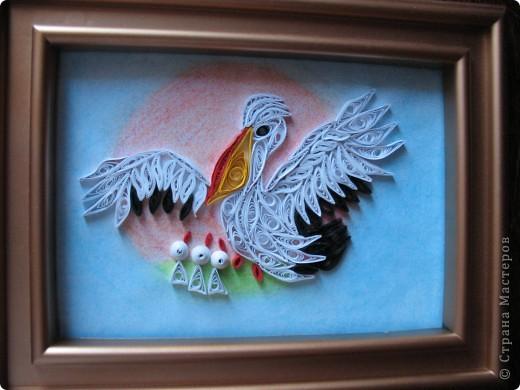 Попросили сделать пеликанчика (символ учителей) к последнему звонку. Вот такой у меня получился пеликан. Заказчикам понравился. фото 5