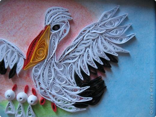 Попросили сделать пеликанчика (символ учителей) к последнему звонку. Вот такой у меня получился пеликан. Заказчикам понравился. фото 3