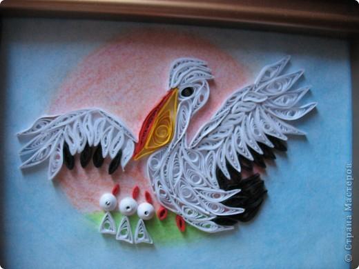 Попросили сделать пеликанчика (символ учителей) к последнему звонку. Вот такой у меня получился пеликан. Заказчикам понравился. фото 4