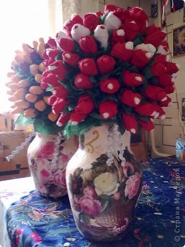 Мои розовые кусты выросли в обновленных крынках фото 3
