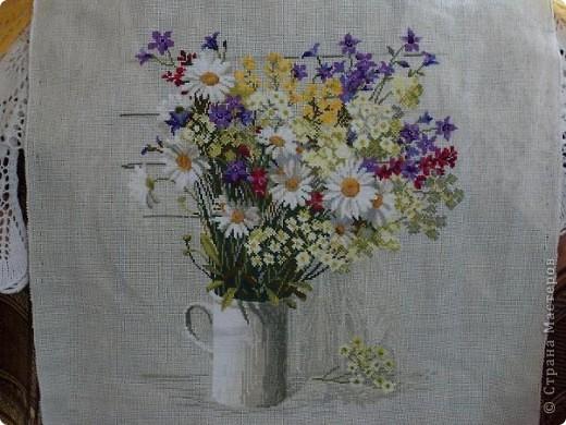 Полевые цветы от РИОЛИС фото 1