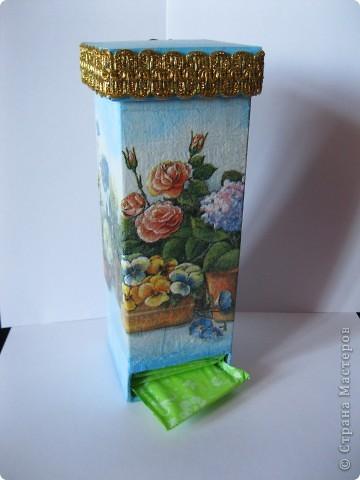коробочка для хранения  фото 2