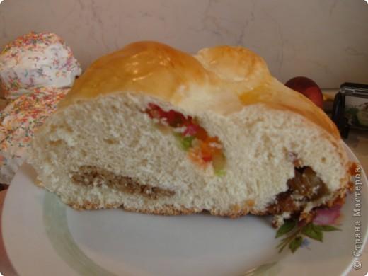 Венок на Пасху, это не просто красиво- это очень вкусно!  фото 53