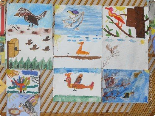 Все мечтают о тепле, летних каникулах, а прилет птиц приближает лето. фото 1
