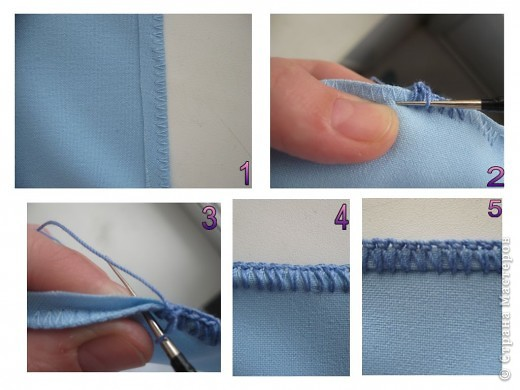 Вязание крючком скатерть